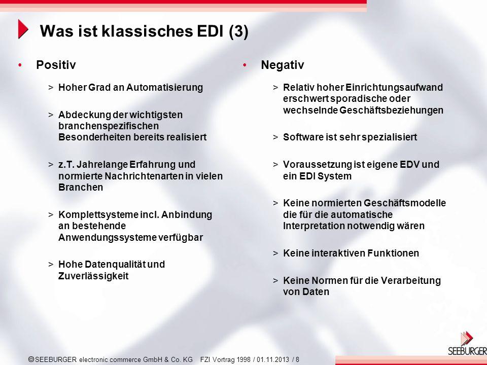 Was ist klassisches EDI (3)