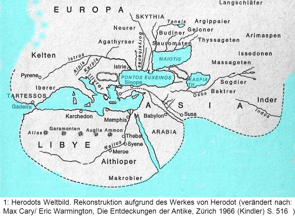 1: Herodots Weltbild.