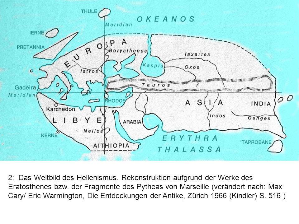 2: Das Weltbild des Hellenismus