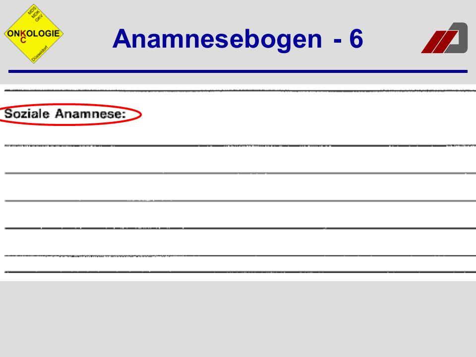 Anamnesebogen - 6