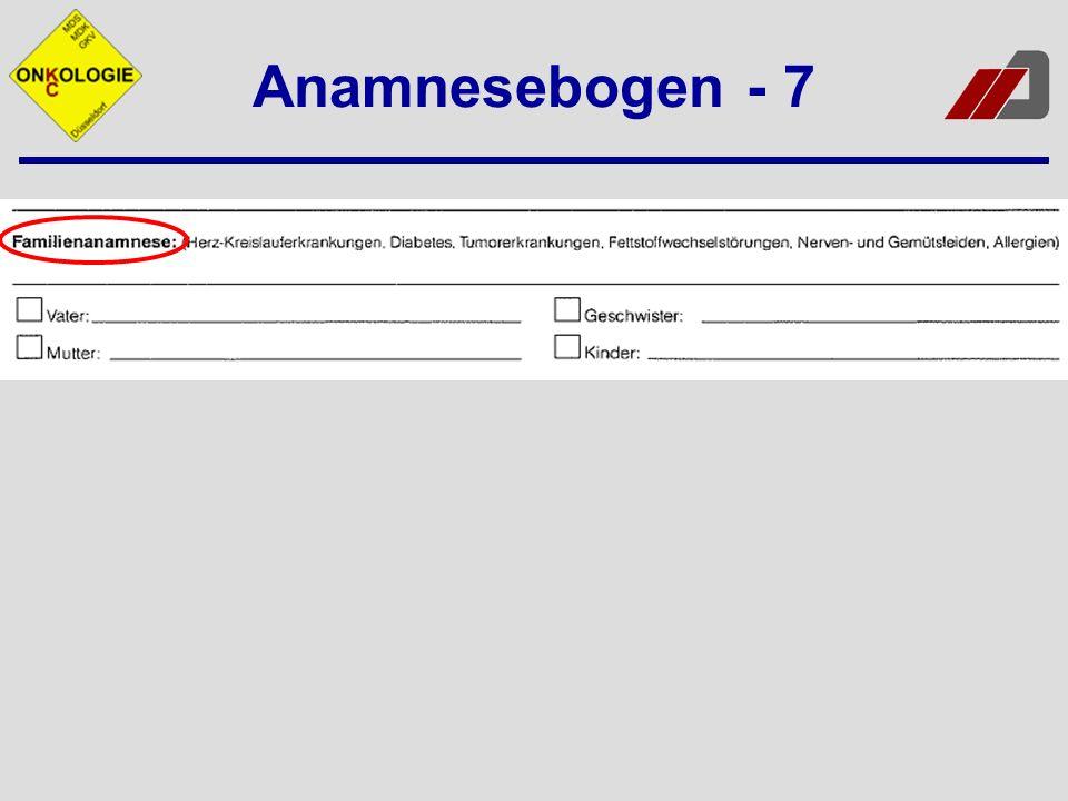 Anamnesebogen - 7