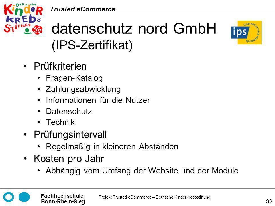 datenschutz nord GmbH (IPS-Zertifikat)