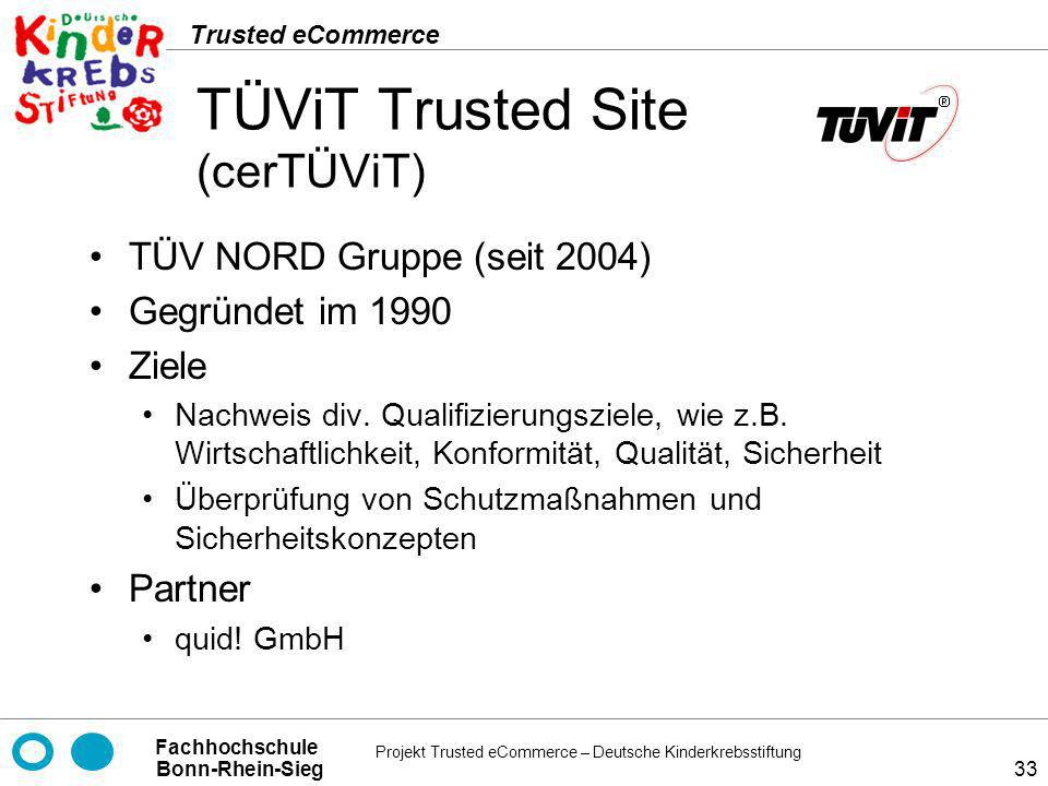 TÜViT Trusted Site (cerTÜViT)