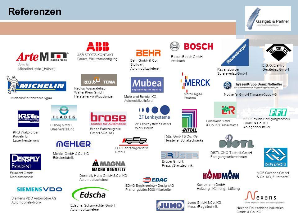 Referenzen ABB STOTZ-KONTAKT GmbH, Elektronikfertigung