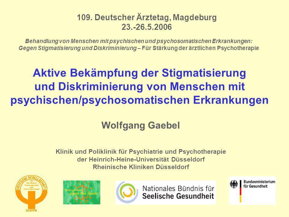 109. Deutscher Ärztetag, Magdeburg 23.-26.5.2006