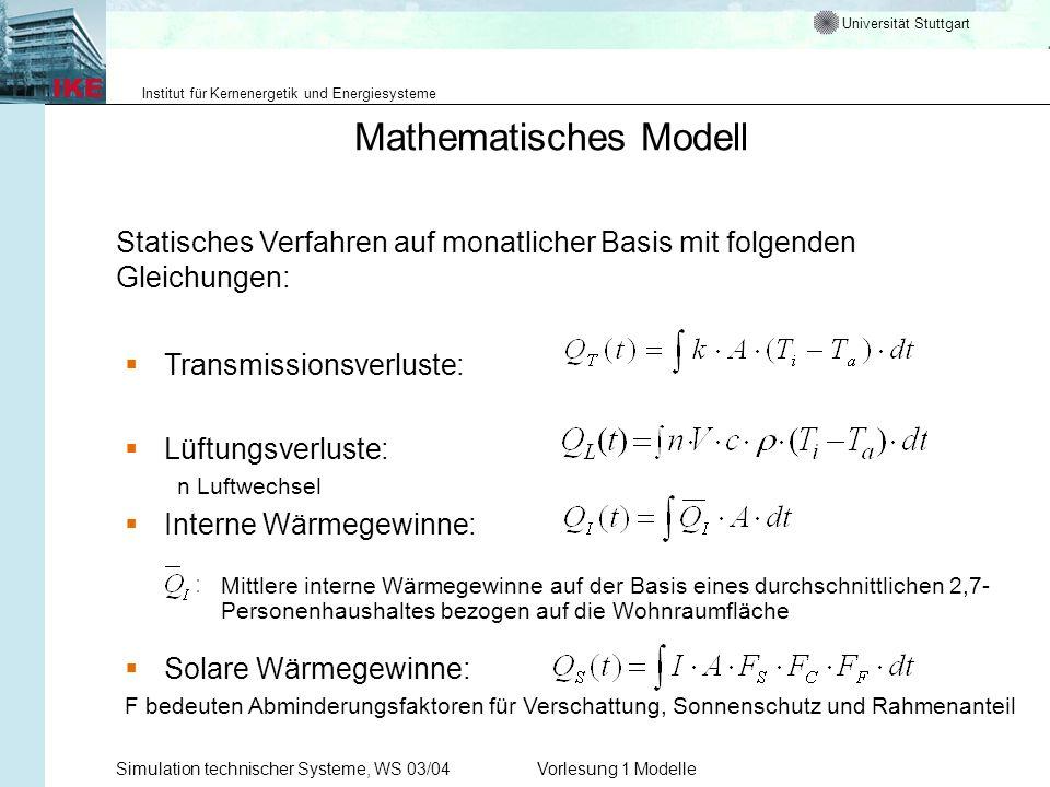 Mathematisches Modell einer binären Option