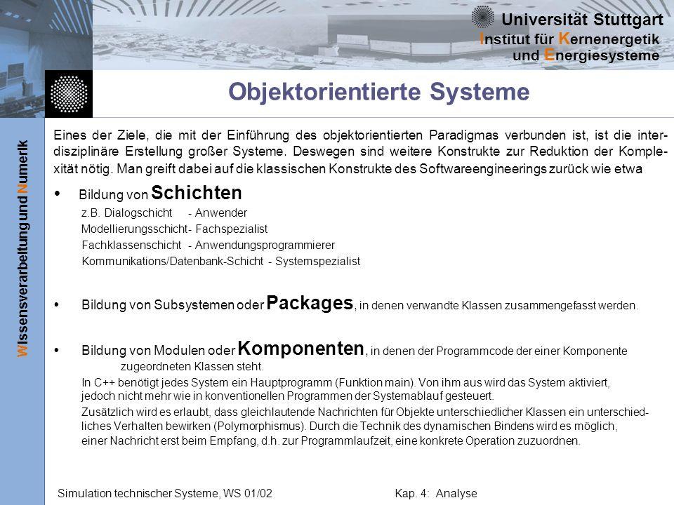 Objektorientierte Systeme