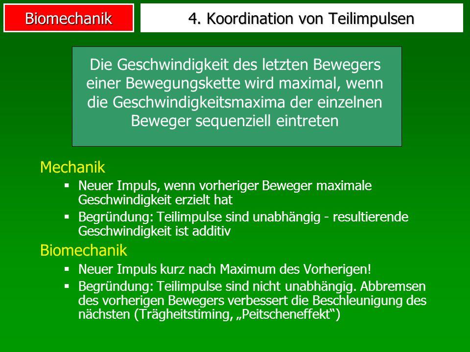4. Koordination von Teilimpulsen