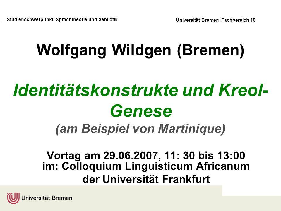 der Universität Frankfurt