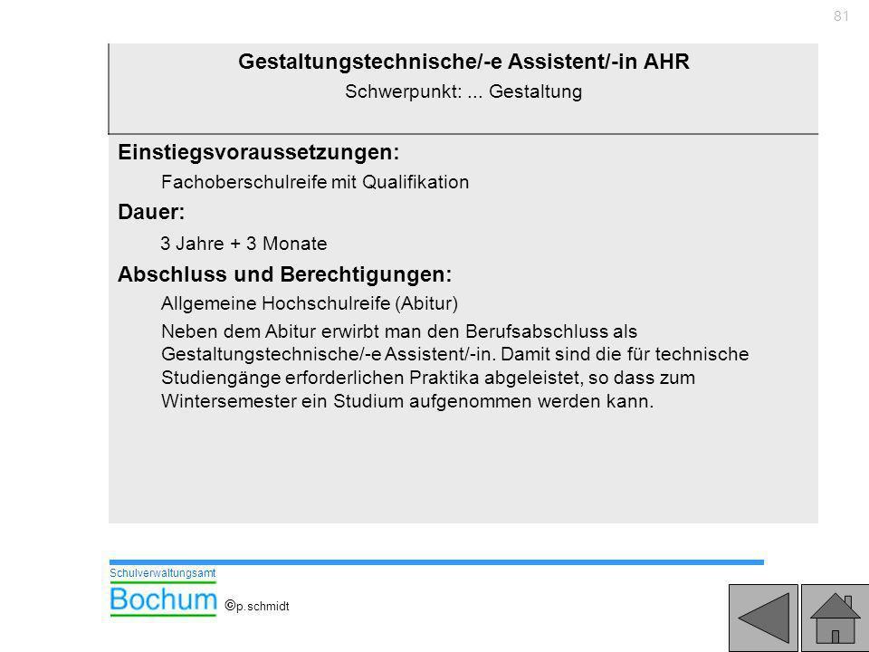 Gestaltungstechnische/-e Assistent/-in AHR