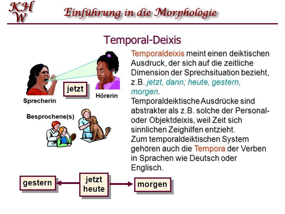 Temporal-Deixis