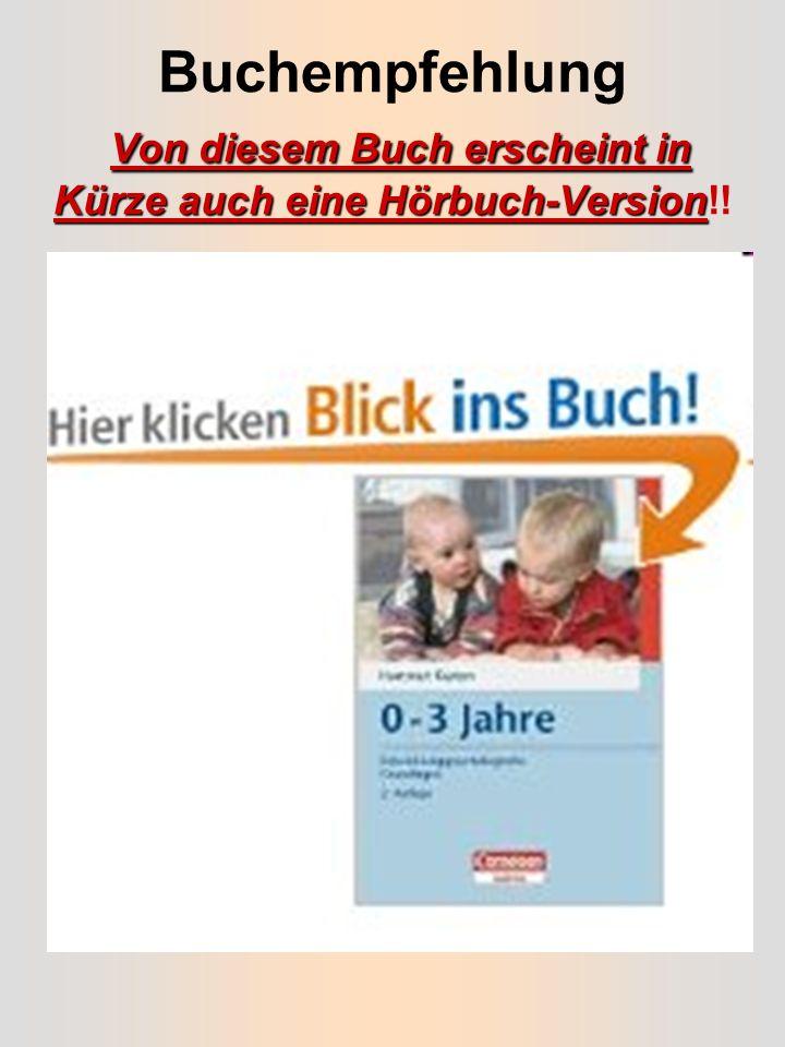 Buchempfehlung Von diesem Buch erscheint in Kürze auch eine Hörbuch-Version!!