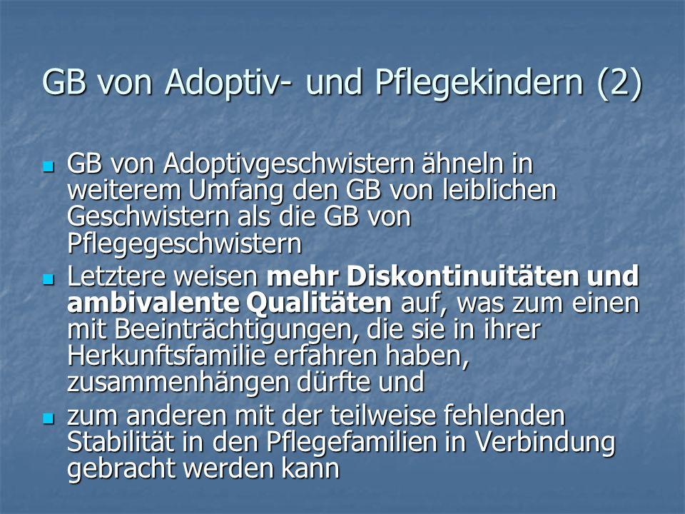 GB von Adoptiv- und Pflegekindern (2)