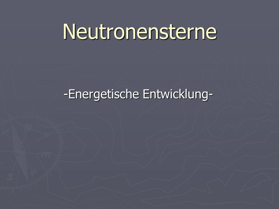 -Energetische Entwicklung-