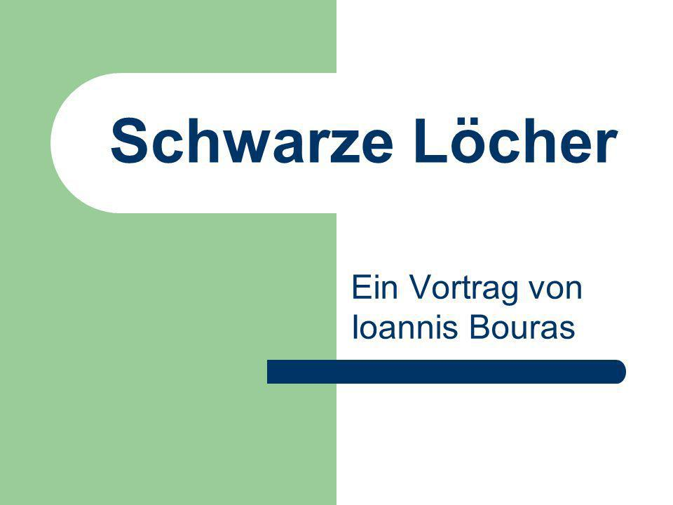 Ein Vortrag von Ioannis Bouras