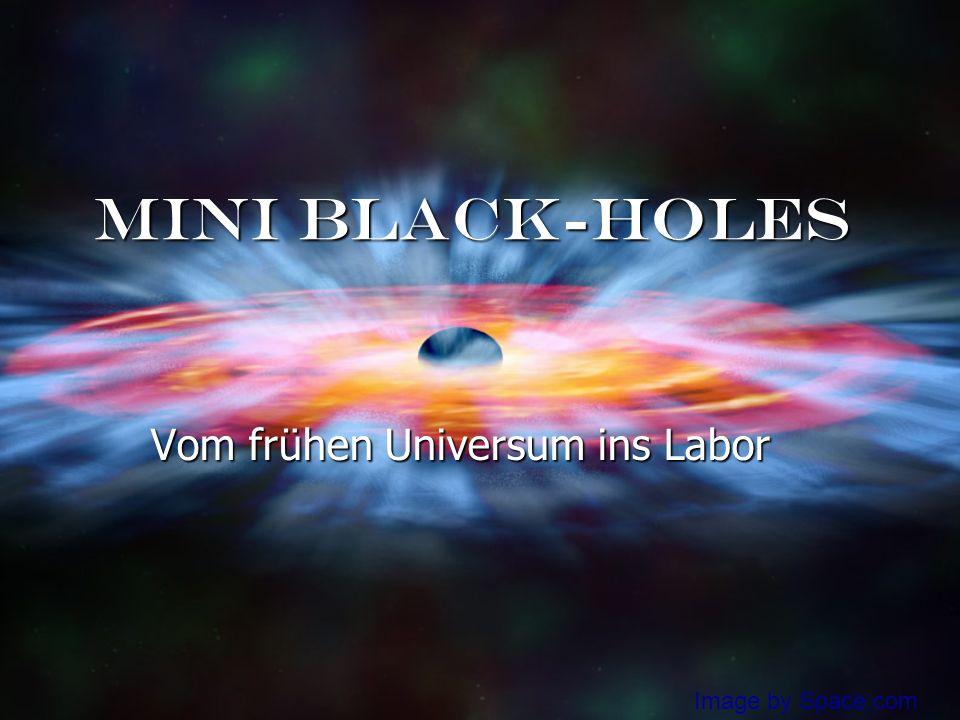 Vom frühen Universum ins Labor