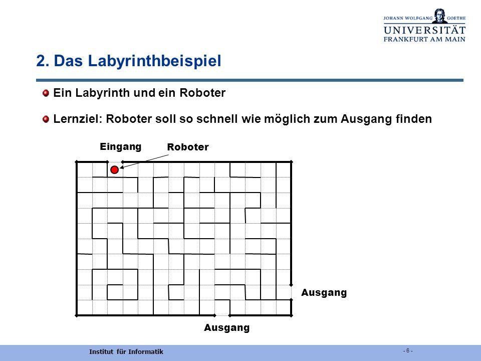 2. Das Labyrinthbeispiel