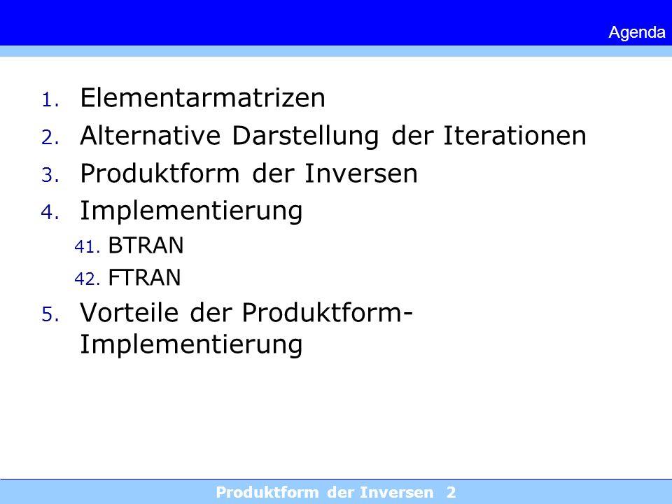 Produktform der Inversen 2