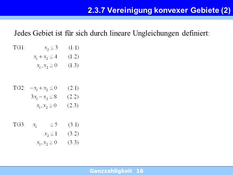 2.3.7 Vereinigung konvexer Gebiete (2)
