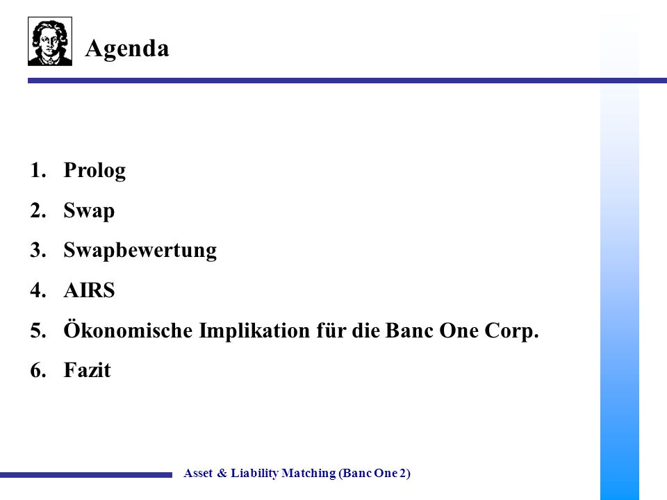 Agenda Prolog Swap Swapbewertung AIRS