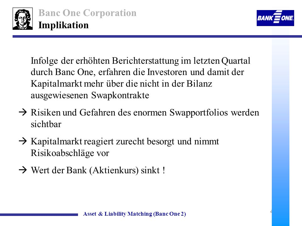 Banc One Corporation Implikation