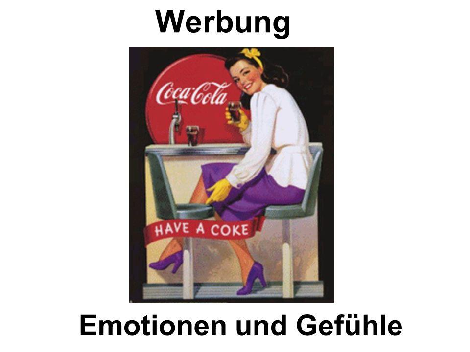 Werbung Emotionen und Gefühle