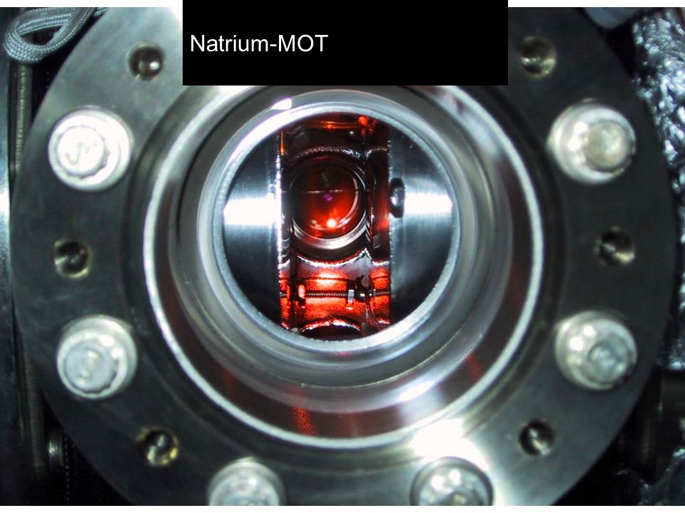 Natrium-MOT