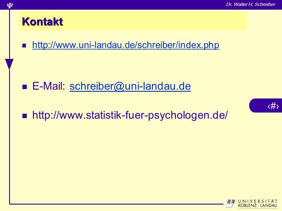 E-Mail: schreiber@uni-landau.de