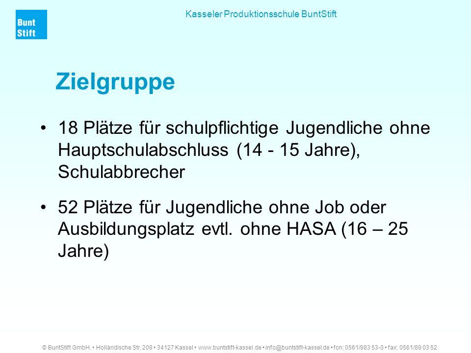 Kasseler Produktionsschule BuntStift