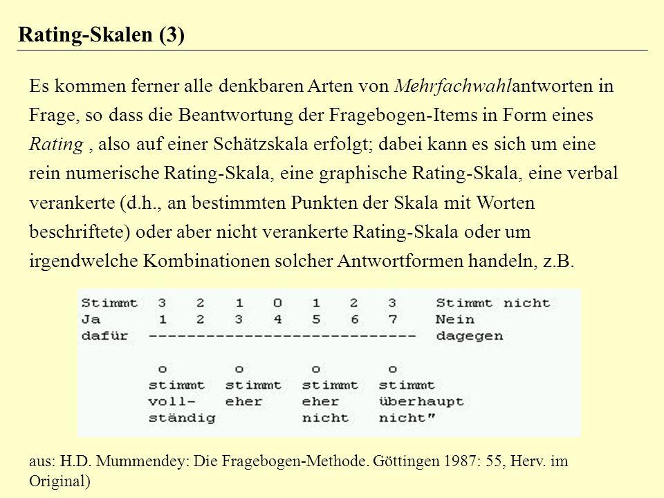 Rating-Skalen (3)