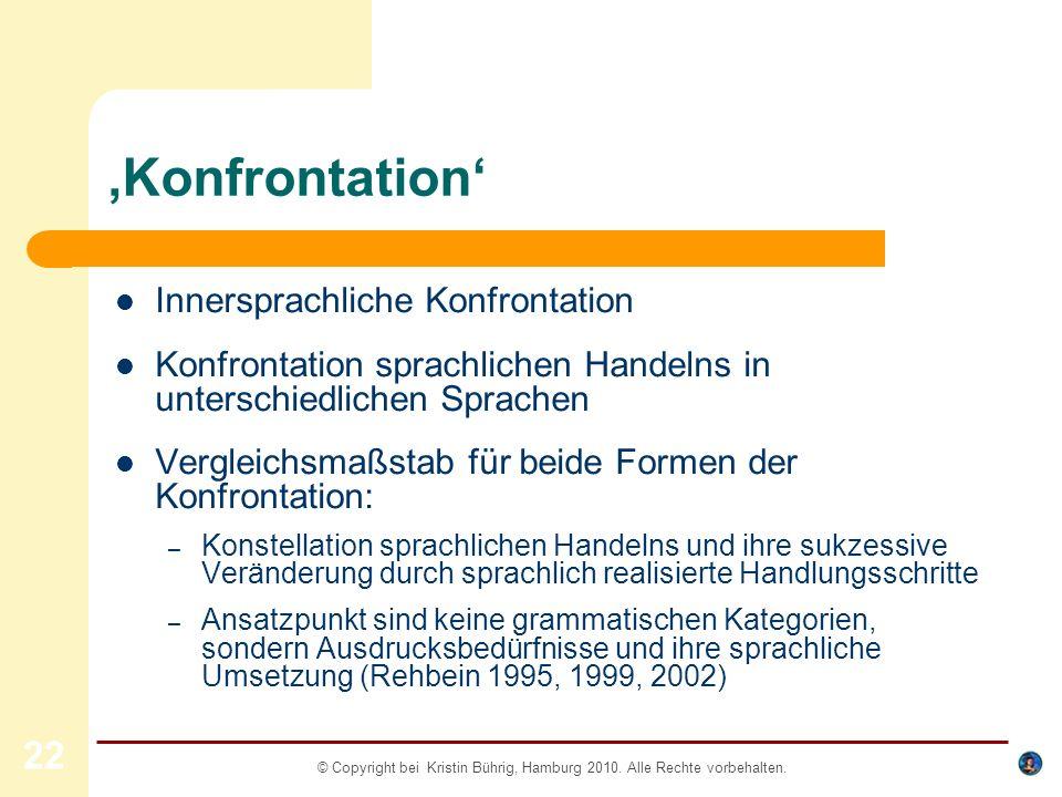 © Copyright bei Kristin Bührig, Hamburg 2010. Alle Rechte vorbehalten.