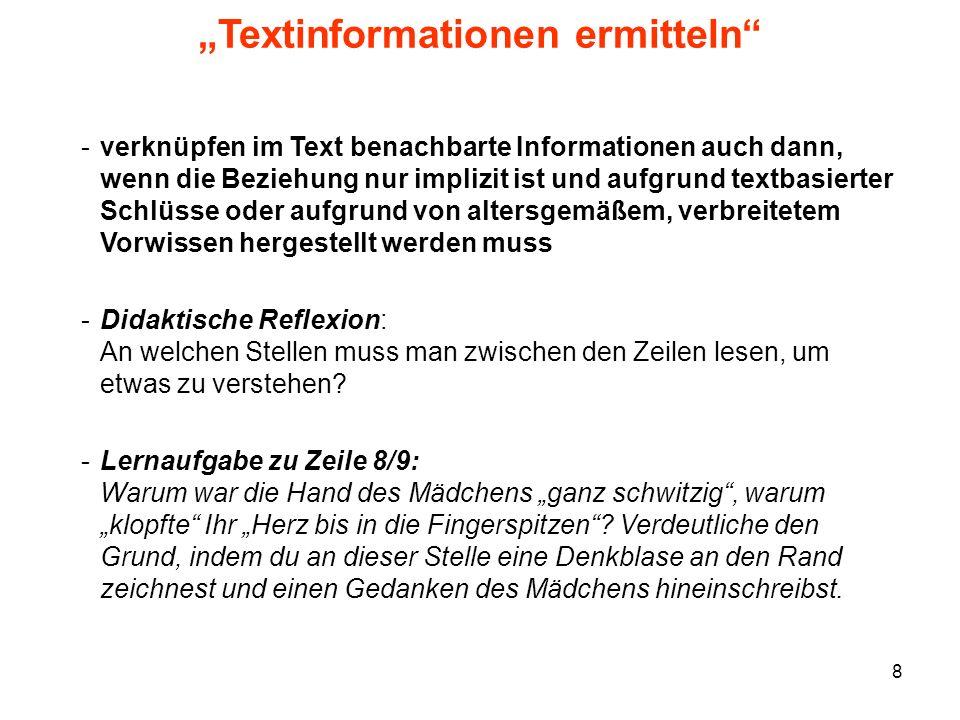 """""""Textinformationen ermitteln"""