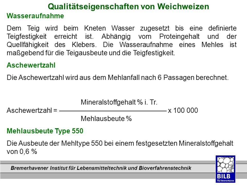 Teigausbeute Berechnen : ringvorlesung analyse und qualit tssicherung in der ppt herunterladen ~ Themetempest.com Abrechnung