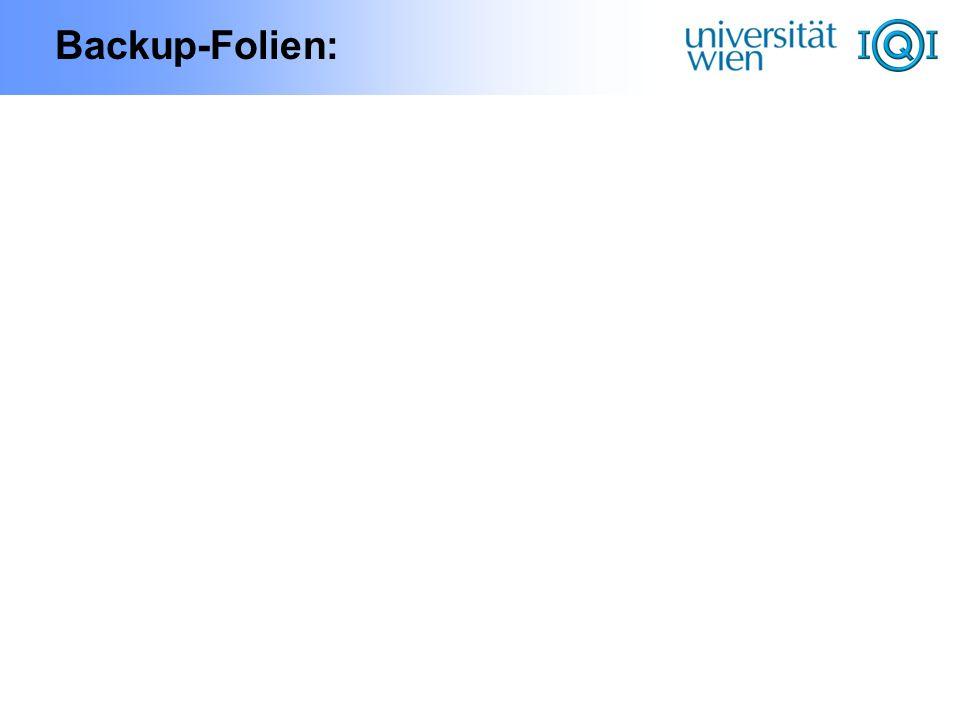 Backup-Folien: