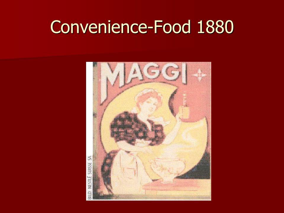 Convenience-Food 1880