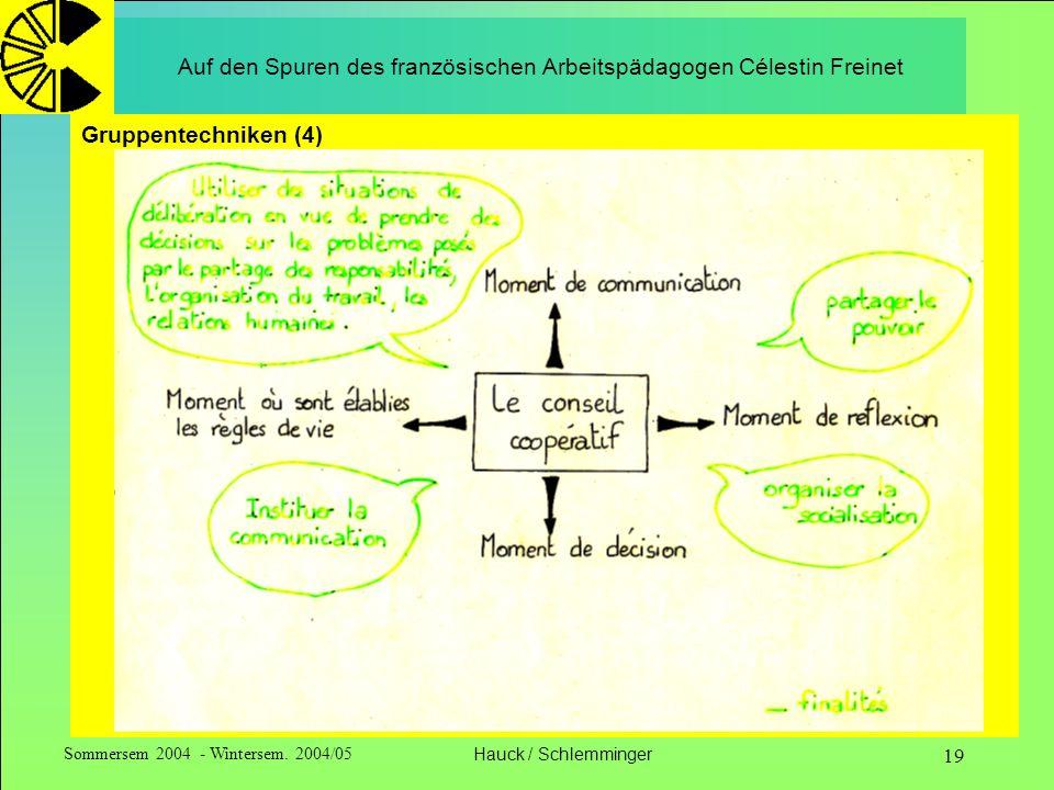 Auf den Spuren des französischen Arbeitspädagogen Célestin Freinet