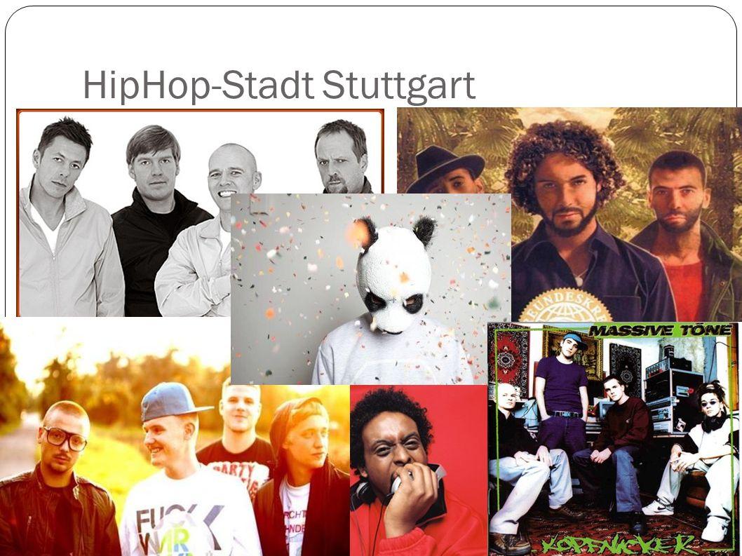 HipHop-Stadt Stuttgart