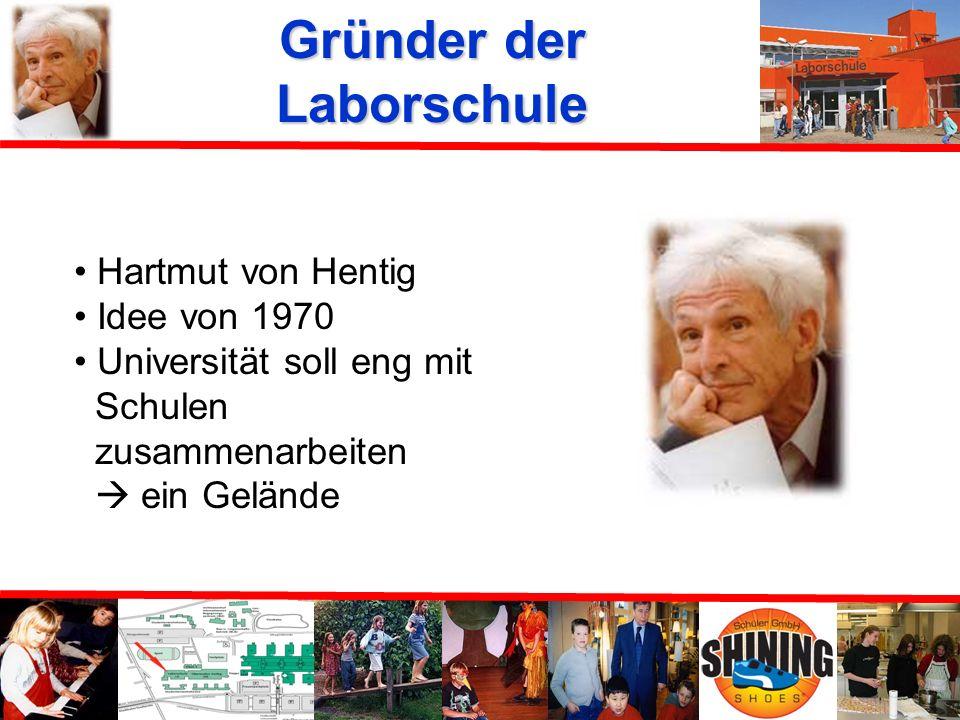Gründer der Laborschule