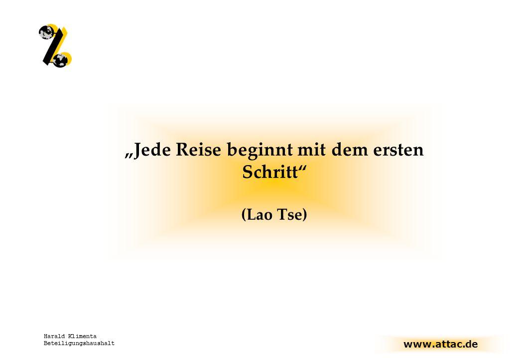 """""""Jede Reise beginnt mit dem ersten Schritt (Lao Tse)"""