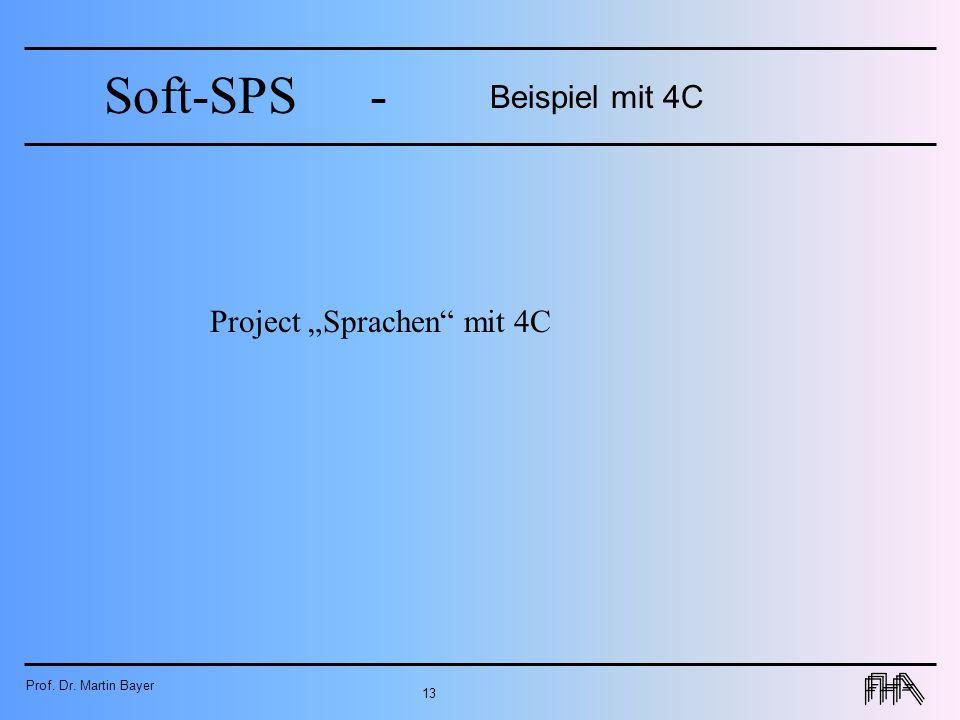 """Project """"Sprachen mit 4C"""