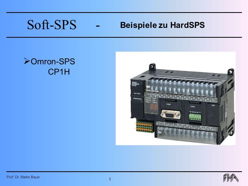 Beispiele zu HardSPS Omron-SPS CP1H
