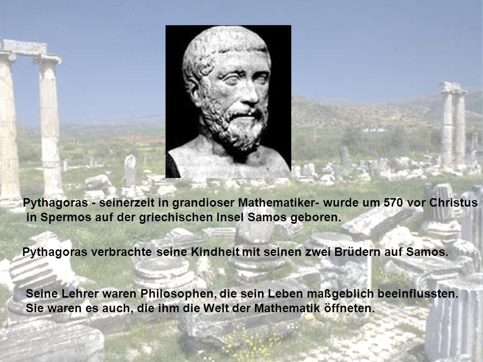 in Spermos auf der griechischen Insel Samos geboren.