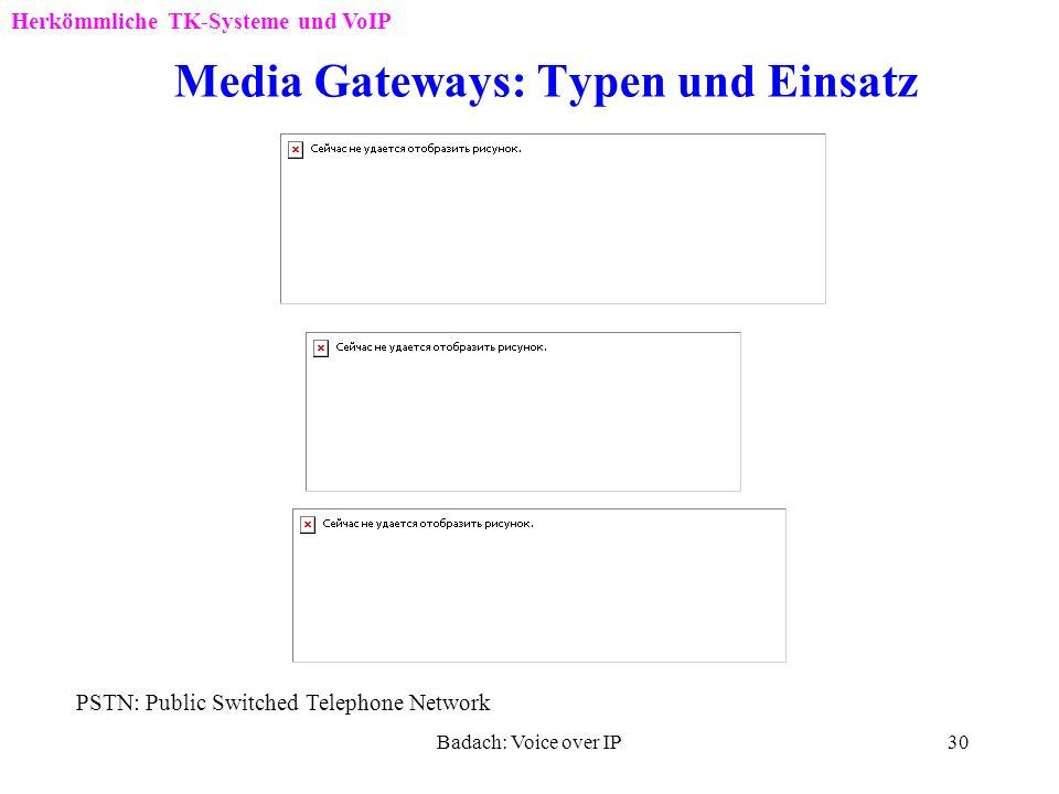 Media Gateways: Typen und Einsatz