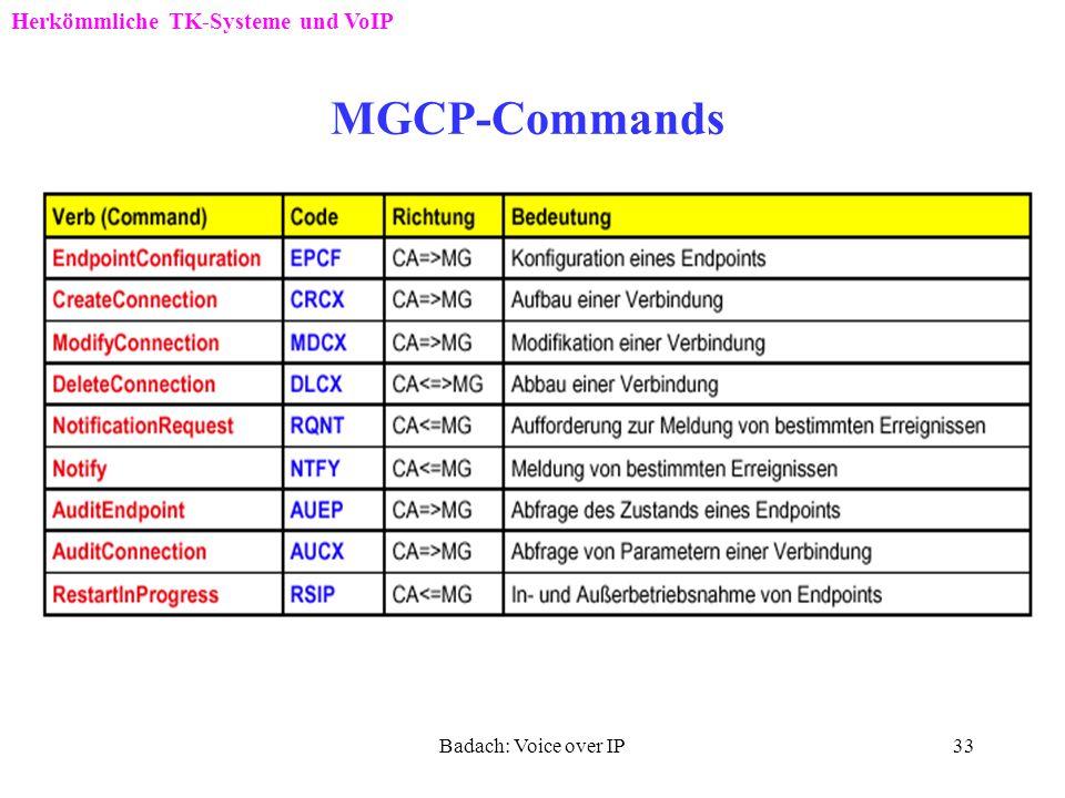 Herkömmliche TK-Systeme und VoIP