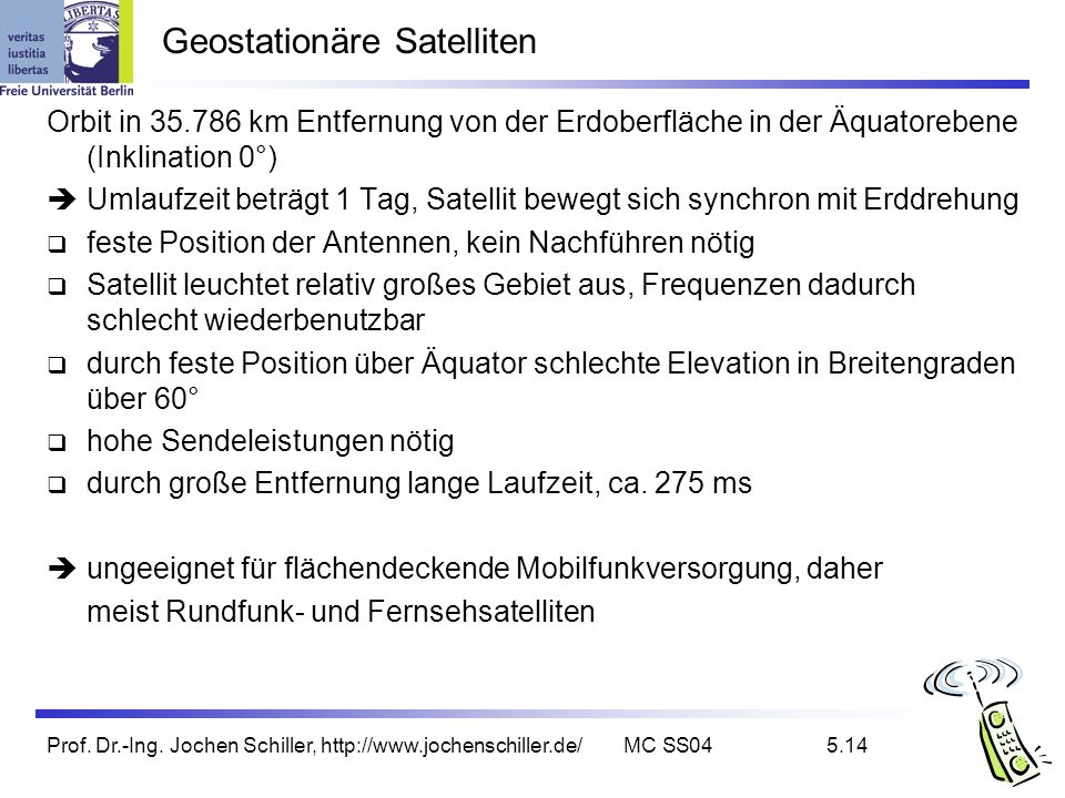 Geostationäre Satelliten