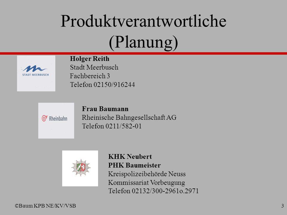 Produktverantwortliche (Planung)