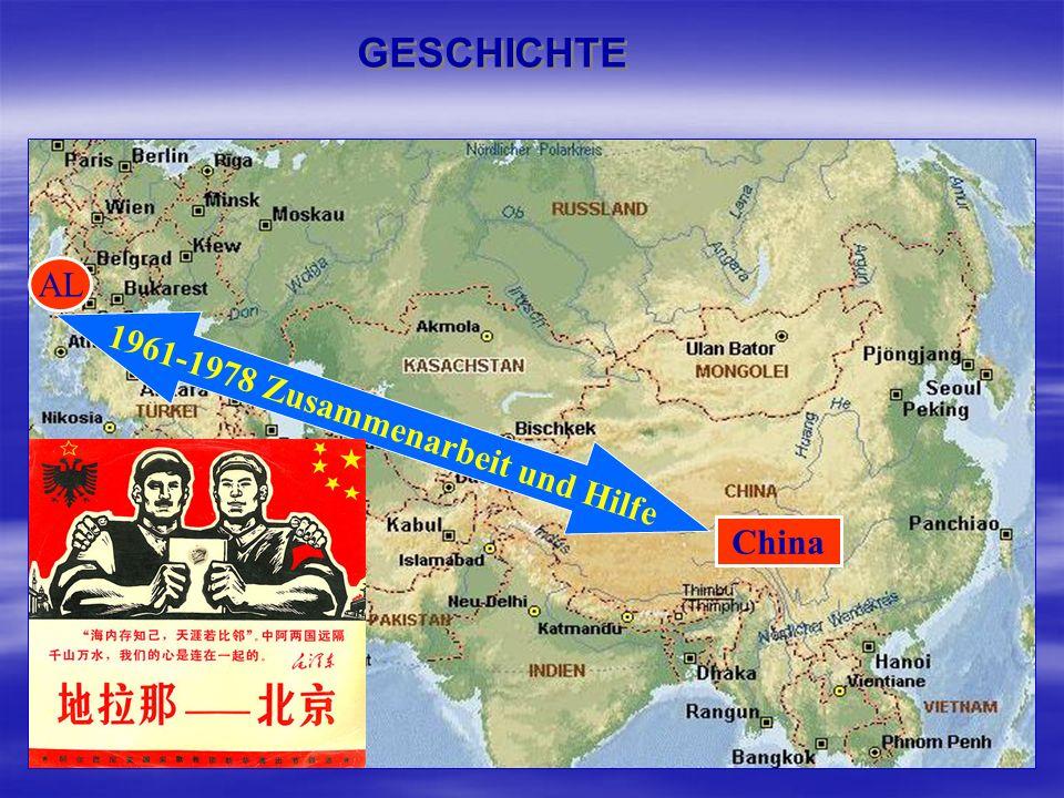 1961-1978 Zusammenarbeit und Hilfe
