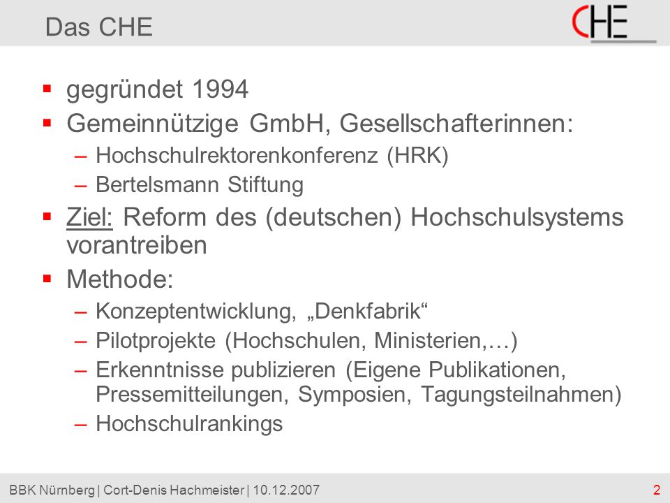 Gemeinnützige GmbH, Gesellschafterinnen: