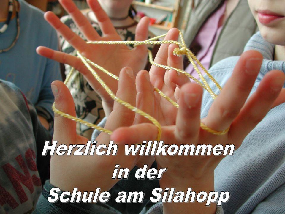Herzlich willkommen in der Schule am Silahopp