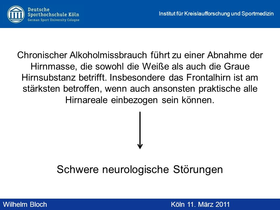 Schwere neurologische Störungen